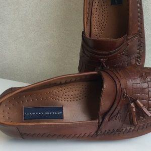 Giorgio Brutini | Size 12 Tassel Loafers